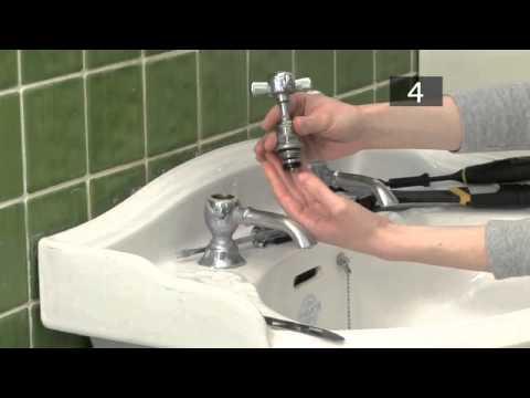How To Fix A Dripping Tap (Bib Or Pillar)