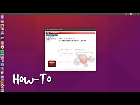 Installing AMD Crimson on Ubuntu 15.10