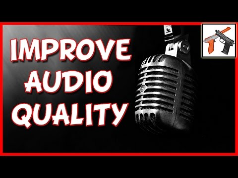 Audacity Tutorial: How To Improve Microphone Recording Audio Quality For YouTube, Twitch, & Voice