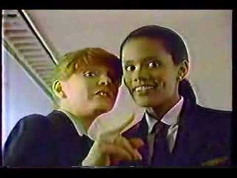 1985 United Airlines Commercial #2