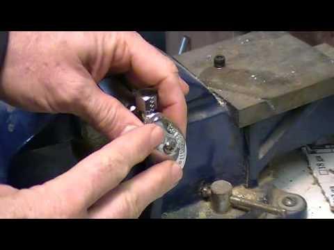 Repairing a leaky shut-off valve