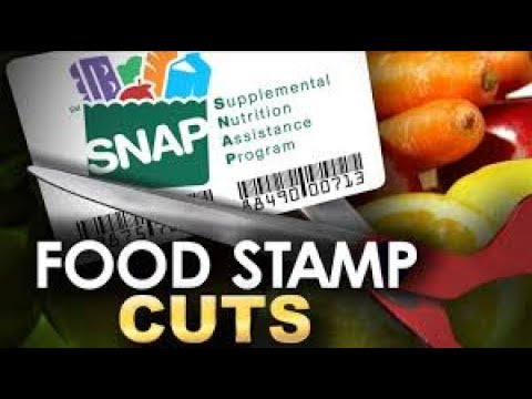 Georgia residents have their food stamps snatched away
