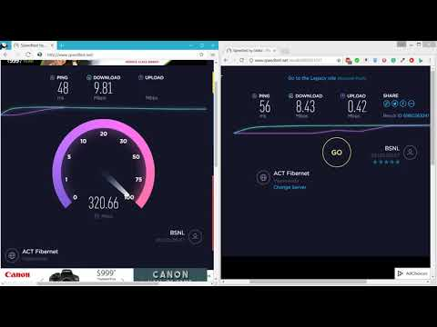 INCREASE your internet speed (upload and download)Puffin vs Google chrome