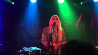 Hayley Kiyoko - Cliff