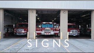 """SIGNS""- Short Film - A First Responders Battle"