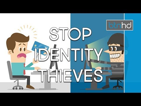 Stop Identity Thieves!