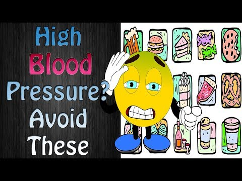7 Damaging Foods To Avoid With High Blood Pressure - What Foods Cause High Blood Pressure?