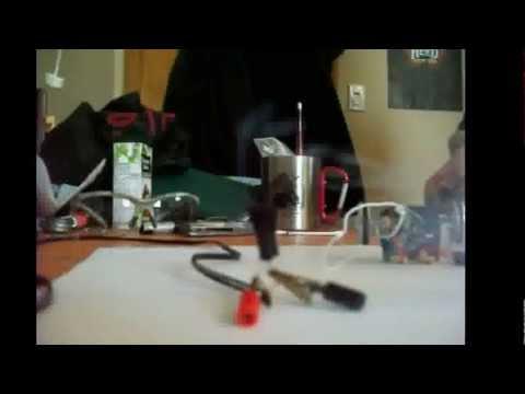 Wireless Homemade Detonator - Remote Control Car