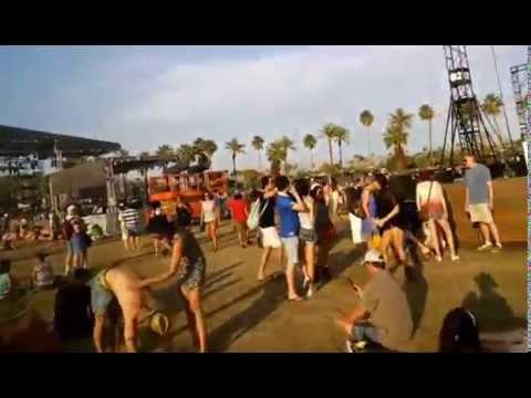 Coachella 2014 Google Glass Sound System Tour