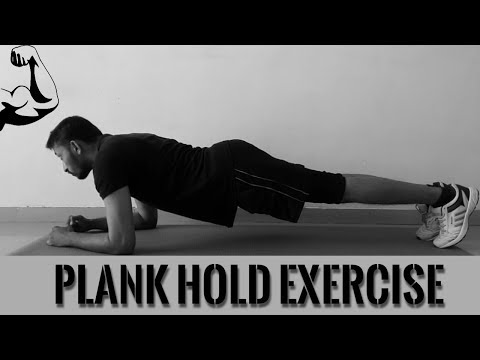 Good Time Plank Exercise How Long To Hold | Planks For Beginners