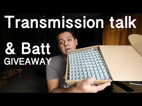 Do you need transmission on DIY EV?  + batt Giveaway
