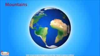 Plate Tectonics for Kids - from www.makemegenius.com