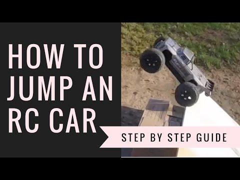 How To Jump An RC Car
