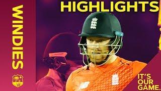 Pooran & Bairstow Tee Off In T20 Opener   Windies vs England 1st T20I 2019 - Highlights