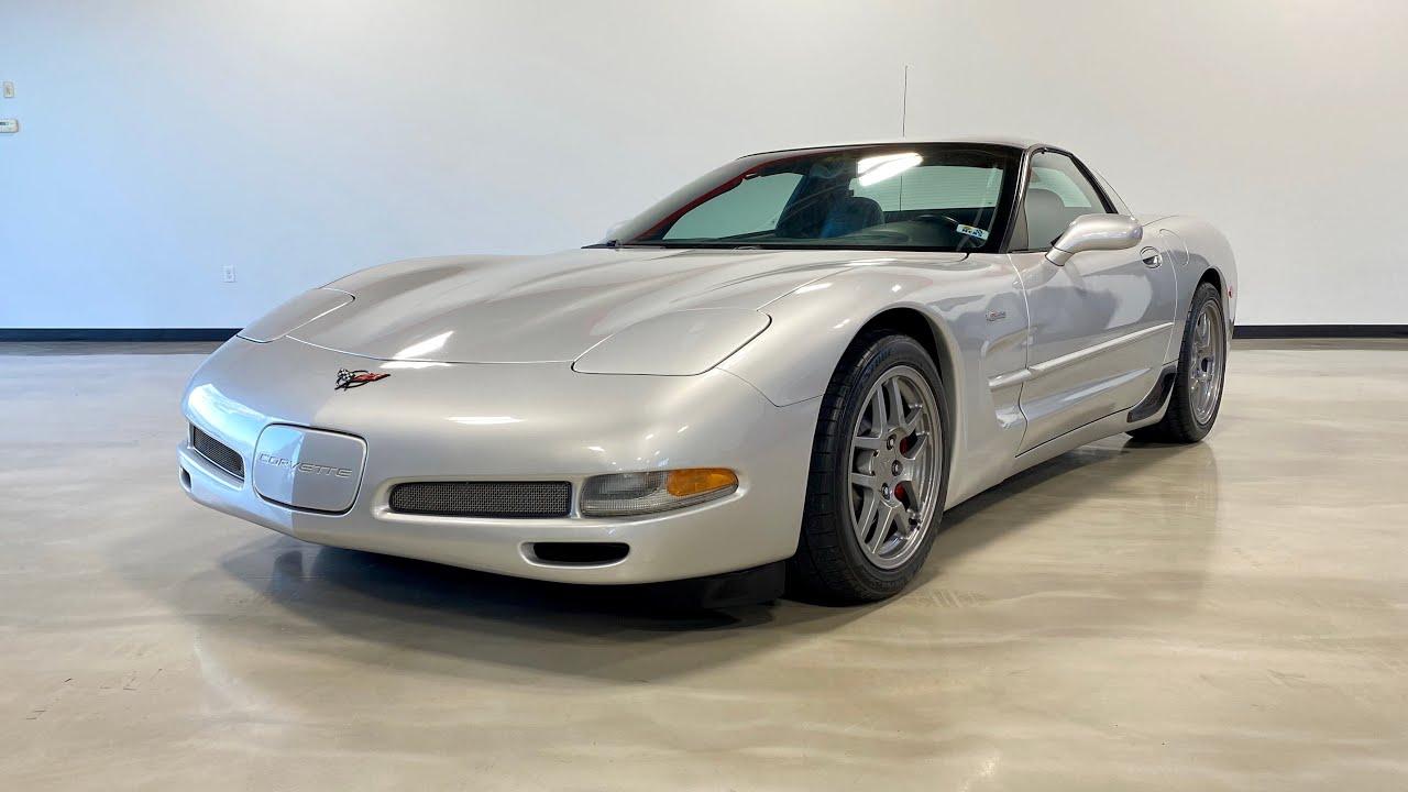 2002 Chevrolet Corvette Z06 For Sale