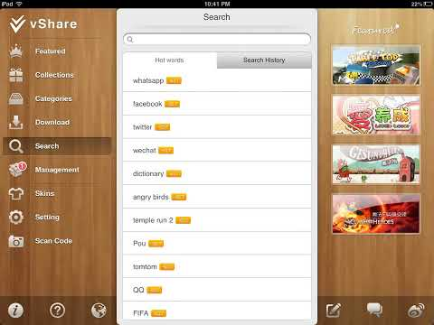 How To Get Free Apps/Games for iPhone, iPod, and iPad Cydia vShared 2013