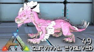 ARK: SURVIVAL EVOLVED - BABY ALPHA ROCK DRAKE & ISO UPDATE E49 !!! ( ARK  EXTINCTION CORE MODDED ) - getplaypk