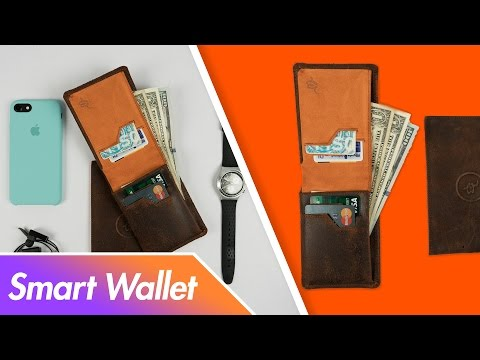 Never Lose Your Wallet Again - Woolet Smart Wallet Review!