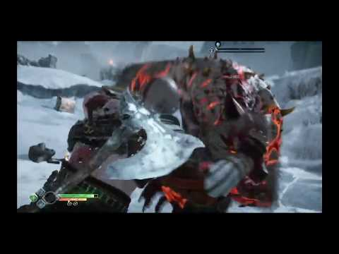 God of War LETS PLAY EP.17 [WEREWOLVES, GIANTS AND KNIGHTS OH MY !!]