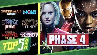5 Gründe, warum Marvels Phase 4 alles verändern wird
