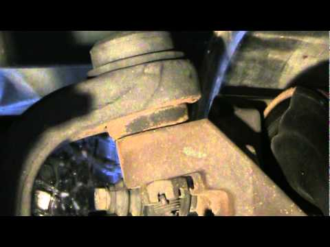 Jeep Wrangler Ball Joint check