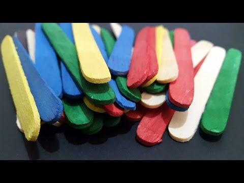 5 Awesome Idea To Use Popsicle sticks | DIY!