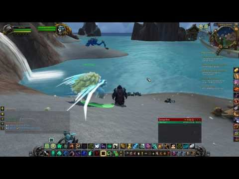 Dan Plays WoW:The Flying turtle