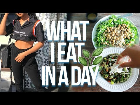 What I Eat In A Day | Debloat + Detox 💪🏽