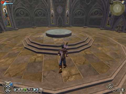 Fable: TLC - Getting Sword of Aeons at the very start of the game (Aeons Clipping Glitch)