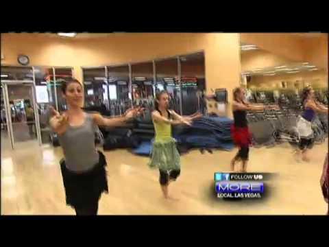 Xxx Mp4 HOT HULA Fitness On FOX5 Las Vegas Mp4 3gp Sex