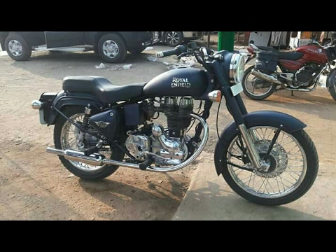 VERY EASY WAY TO PAINT UR ROYAL ENFIELD AT HOME
