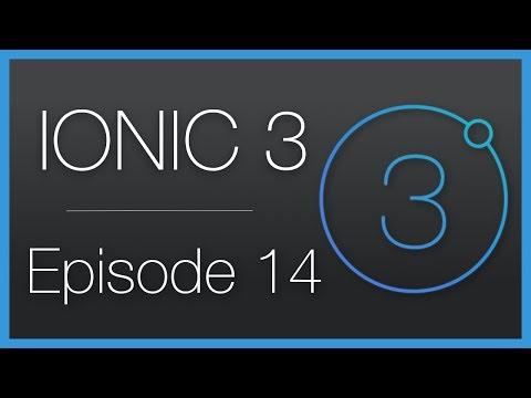 Ionic 3 • Accélérez votre application avec le Lazy Loading ! • Épisode 14