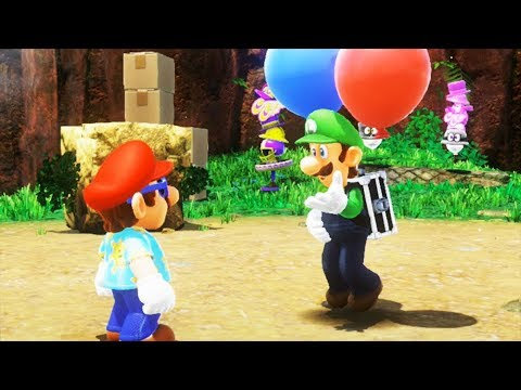 Luigi's Balloon World is Excellent!