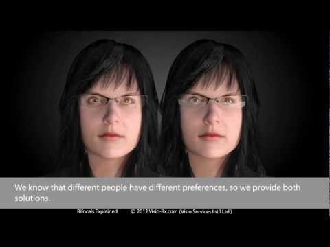 Bifocals Explained. For People Who Prefer Bifocals To Progressives In Their Glasses.