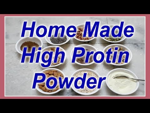 How to make protein powder for weight lose/ best protein powder for weight lose/healthy easy recipe