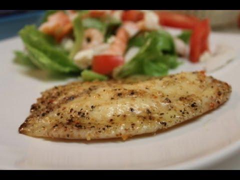 Baked Tilapia | I Heart Recipes