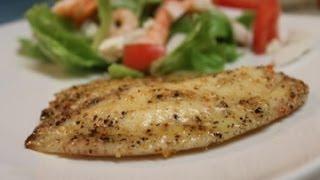 Baked Tilapia I Heart Recipes