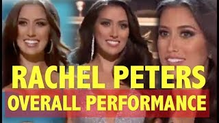 Overall Performance Miss Philippines Rachel Peters - Miss Universe 2017 - Finals (hd)