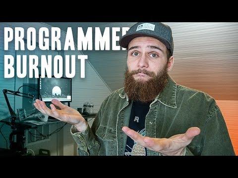 Programmer Burnout is REAL!