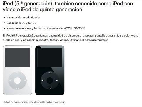 Arreglar el jack de audio del Ipod Classic 5 generación