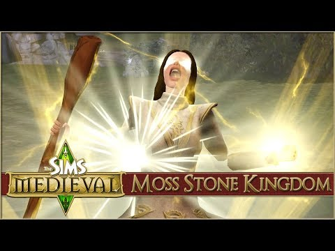 We've Married the Evil Witch?! • Sims Medieval: Moss Stone Kingdom - Episode #35