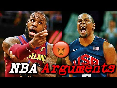 4 NBA Arguments That NOBODY Ever Wins