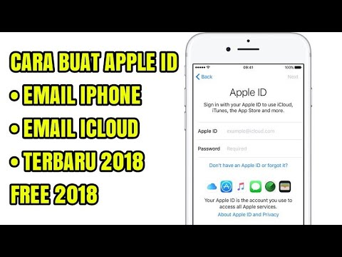 Trik Membuat Email Iphone Apple ID Dan Icloud Secara Gratis Termudah 2018