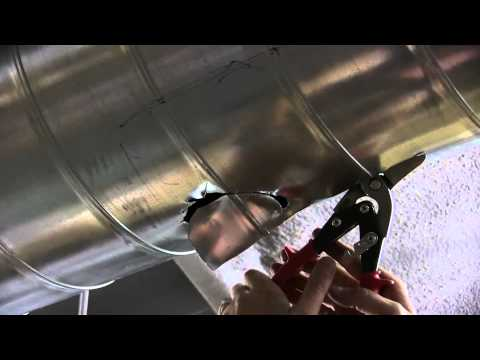 How to Install a Ventilation Diffuser - Diffuser Installation - PlumbersStock.com