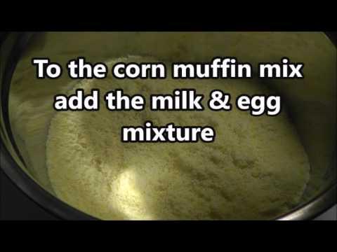 Jiffy Corn Muffins