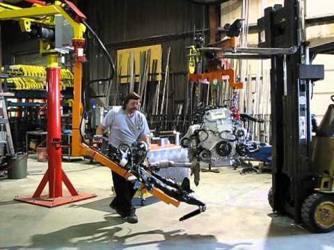 Engine Cradle Manipulator