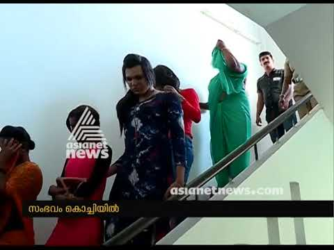 UBER Taxi driver attacked and robbed by transgenders in Kochi