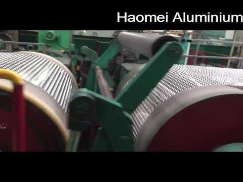 How Is aluminium Diamond Plate Made? - haomei aluminium