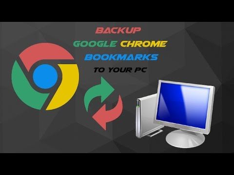 How To Backup Bookmarks In Chrome By Easy Steps Just In 2 Minutes The