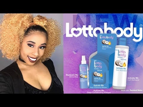 First Impression of Lottabody New Products!!!